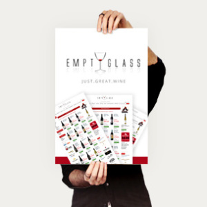emptyglas