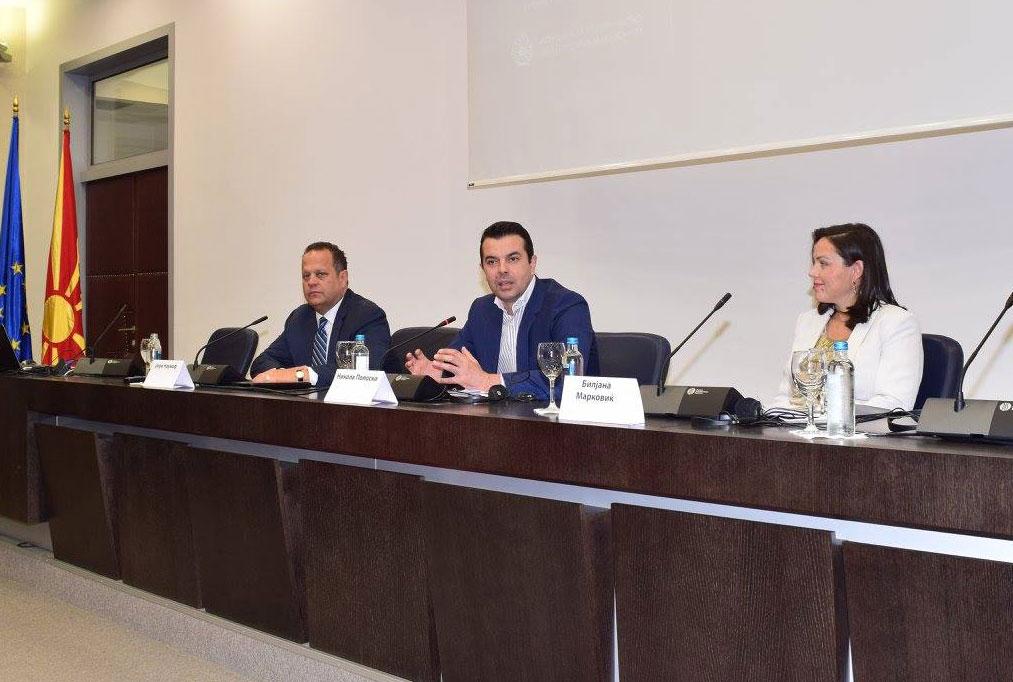 Macedonia 2025 Forum
